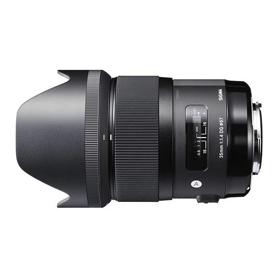 Sigma 35mm F1,4 DG HSM Art